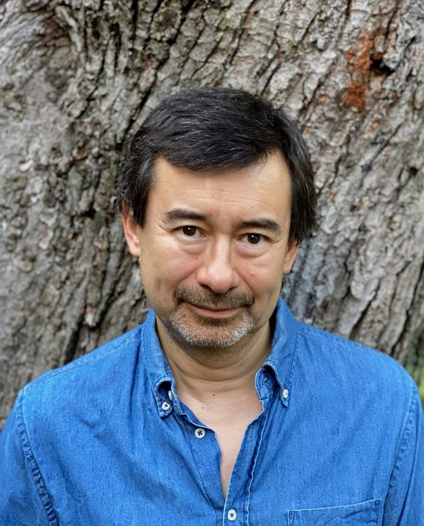 Peter Davies author photo